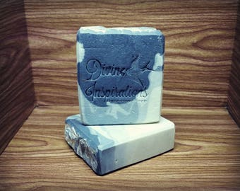 Fifty Shades Cocoa Butter & Cream Artisan Soap
