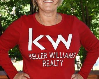 Keller Williams   rhinestone  bling  shirt,  all sizes XS, S, M, L, XL, XXL, 1X, 2X, 3X, 4X, 5X red shirt