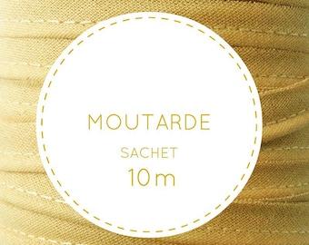 Bag 10 m bias - mustard / camel