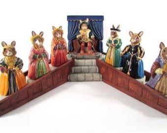 A Royal Doulton Bunnykins The Tudor Collection