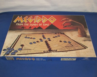 MEGIDDO GAME 1985 From the Sands of Time