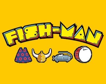 Phish Jon Fishman Lot Shirt   Men's