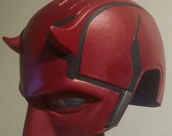 Netflix Daredevil Inspired Wearable Prop Collectible Cosplay Helmet Deluxe Rare