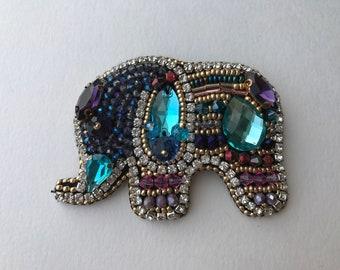 Elephant Brooch Pin, Elephant Brooch, Elephant Brooch Pin, Elephant Jewelry Brooch, Elephant Pin, Elephant Brooch, Elephant Brooch Pin