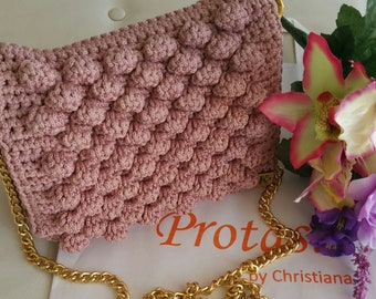 Handmad crochet bag