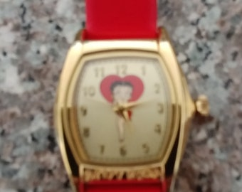 King Features Betty Boop Character Watch Lot
