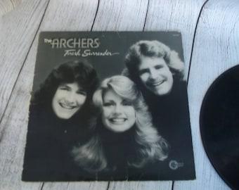 Vintage Vinyl The Archers Fresh Surrender LP Record