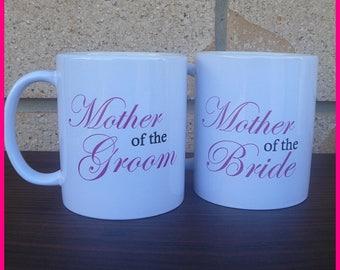 Mother Of The Bride/Groom Coffee Mug