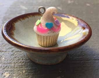 Who-Cake Delight! Individual Cupcake Stitch Marker for Knitters and Crocheters (and Who, too!)