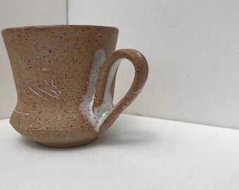 Speckled Clay Mug