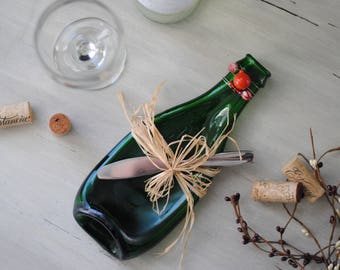 Mini Wine Bottle Cheesetray
