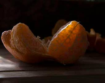 Oranges, Food Photography, Chiaroscuro Photos, Kitchen Photos, Still Life Photo