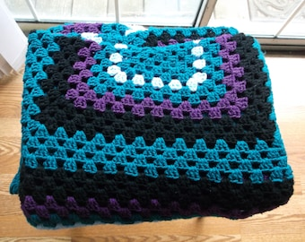 Twin Bed Afghan