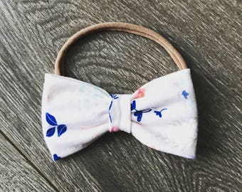 Baby Headband, Bow Headband, Big Bow Baby Headband
