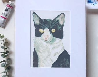 Molly 8x10 Print