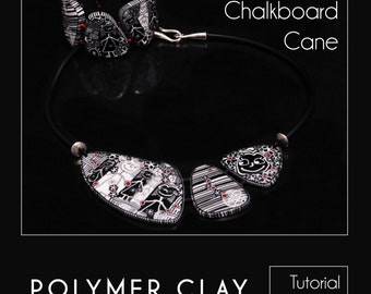 Tutorial by Katerina Durychova from the eBook Polymer Clay Heaven.