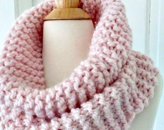 Luxe Chunky Cowl