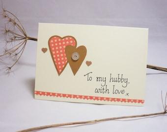 Love you more than cake card cake card anniversary card