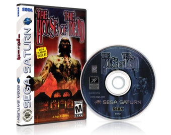 House of the Dead Reproduction for the Sega Saturn