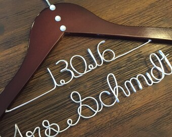 Add date to hanger