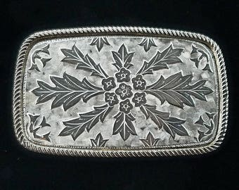 ON SALE! ..Vintage Western Belt buckle #31