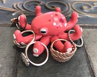 Octopus Ring Holder