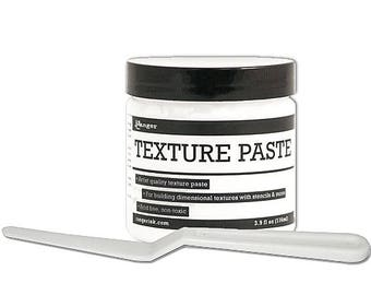 087-structure paste and spatula set