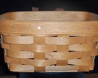 Longaberger Key Basket