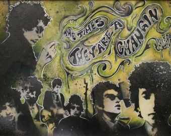 The Times.. They Are...Changin - Bob Dylan