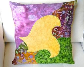 HC21 multicolor 40cm X 40 cm, multicolor pillow cover.