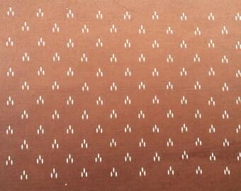 Japanese Stencil - Vintage Stencil -  Unique Design -  Kimono Stencil - Tiny Ovals