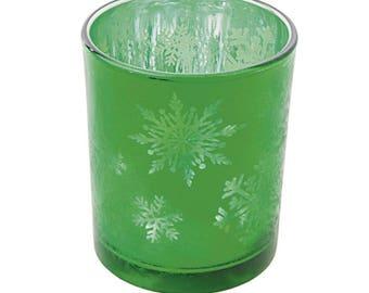 Ivanov Teelicht grün klein