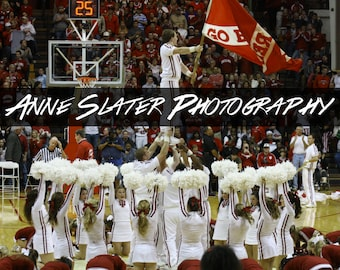 Greatest Timeout In College Basketball Indiana University William Tell Overture Photograph
