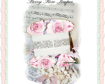 NEW Berry Rose Thread and Lace Keeper Graphics download