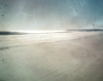 Dreamy Beach Photography | Printable Beach Photo | Instant Digital Download Print Printable Art | Minimalist Wall Art Print | Jekyll Island