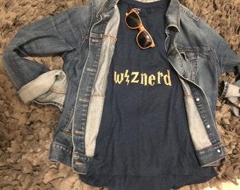 harry potter | wiznerd | wizard | harry potter world | muggle | hogwarts | quidditch | tank | gryffindor  slytherin  hufflepuff ravenclaw