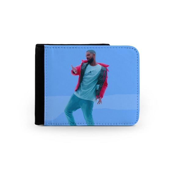 Drake hotline bling wallet - Christmas present - Wallet for her - Printed wallet - 6P005