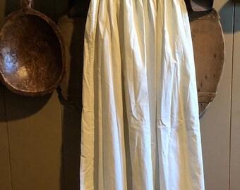 Primitive Antique Christening Gown