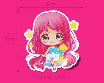 Zodiac Chibis Series - Scorpio planner sticker