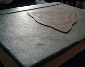 Book of Shadows Replica  - Fully Illustrated/W Spells & Demons!