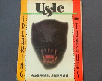 U&LC Magazine Spring 1991 - The International Journal of Type / Graphic Design - Marshall Arisman - Fantasia - Typography - Vintage Magazine