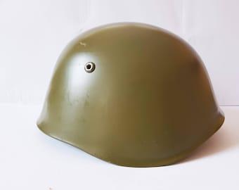 Military Helmet - Army Helmet - Steel Helmet Vintage Size 59