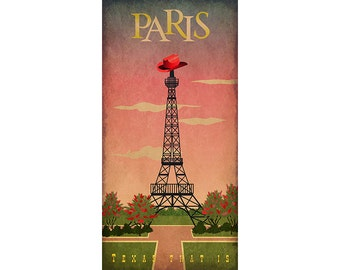 Paris, Texas that is