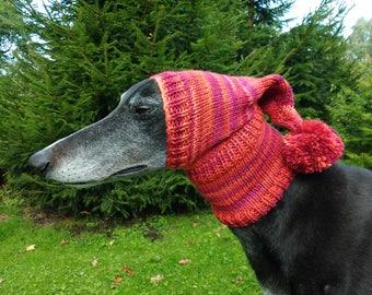 Greyhound & Galgo Pixie Hat