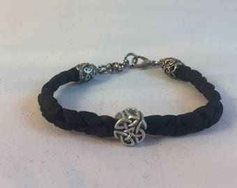 Celtic Silk Bracelet