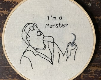 Buster Bluth Embroidery