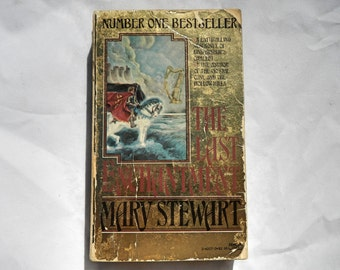 The Last Enchantment by Mary Stewart Vintage 1980 Paperback Book