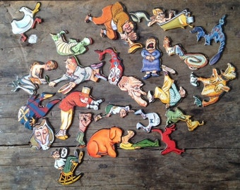 A 24 Piece Art Puzzle from the 1960's- 70's