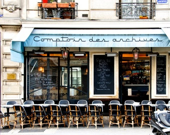"""Paris Photography, """"Archives"""" Paris Print, Large Art Print Fine Art Photography"""