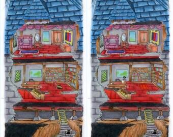 King's Quest III - Manannan's House